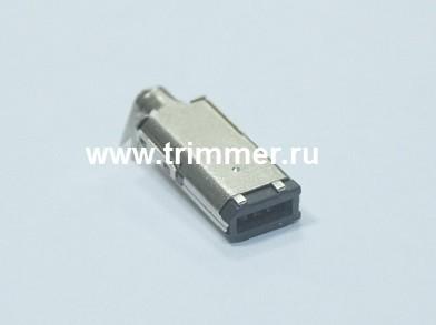 IEEE-1394-6 M вилка на кабель