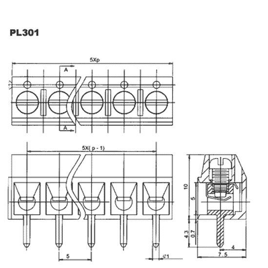 PL301-3P